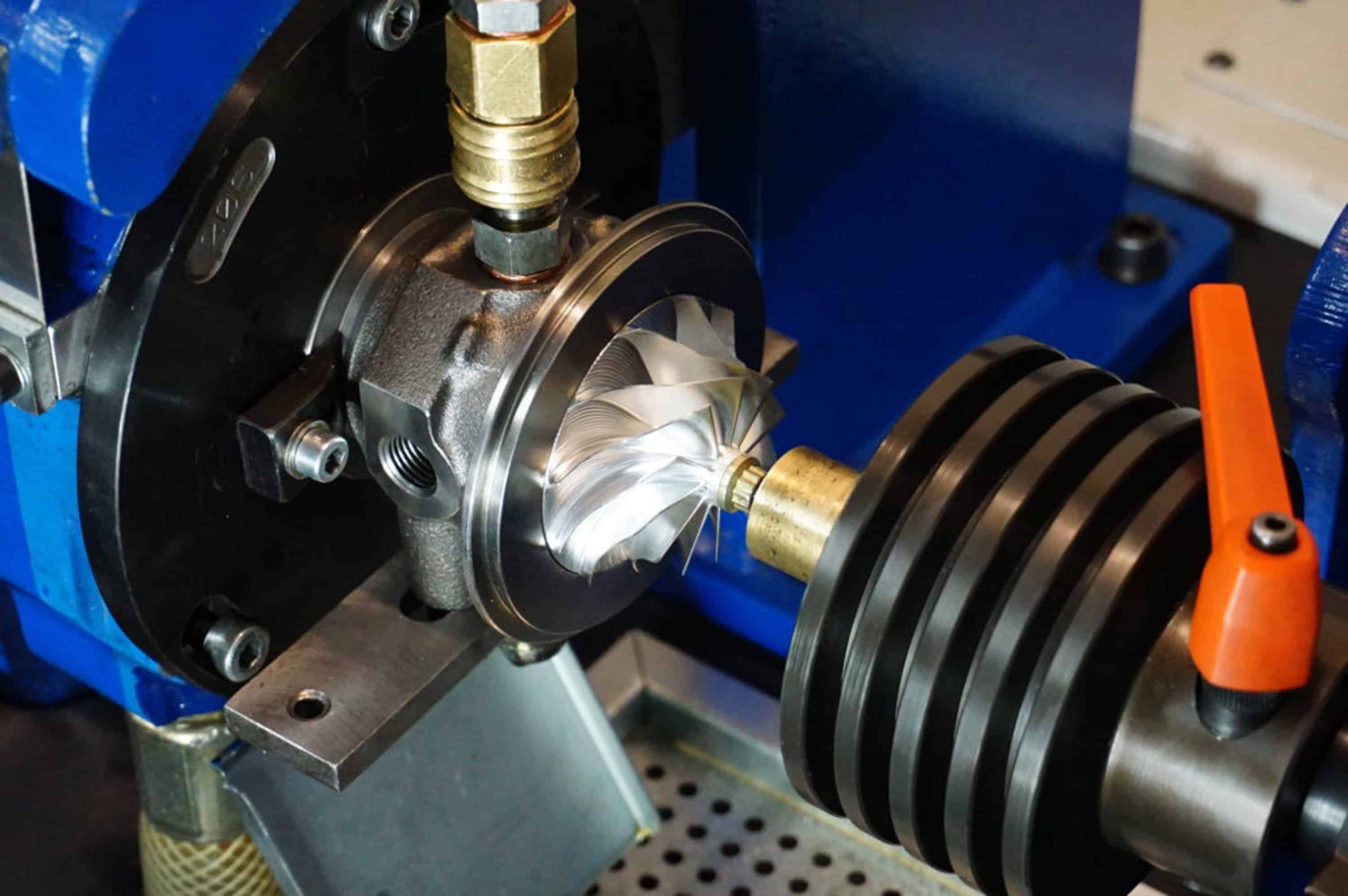 naprawa turbosprezarek